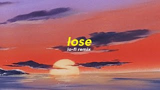 NIKI - Lose (Lo-Fi Remix)