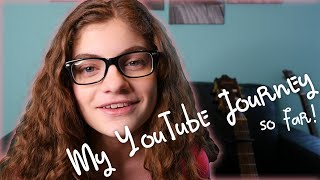 My Youtube Journey So Far - Sophie Pecora Youtube Trailer