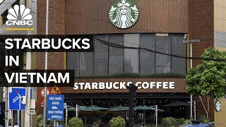 Why Starbucks Struggles In Vietnam's $1B Coffee Market