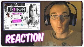 Life is Strange: Before the Storm Announce Trailer [E3 2017] Reaction - 1080p