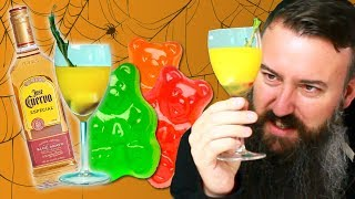 Irish People Try Halloween Cocktails