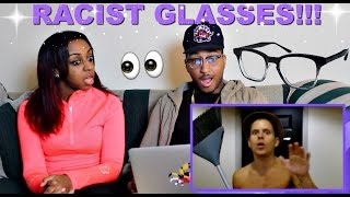 """RACIST GLASSES"" By Rudy Mancuso FT. King Bach & Anwar Jibawi Reaction!!!"