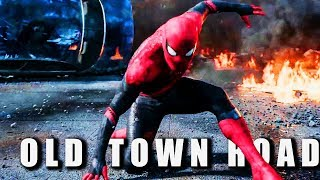 Old Town Road | Spider-Man far from home | FilterReap
