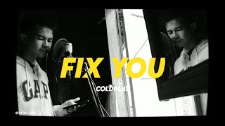 FIX YOU - COLDPLAY | Cover by Akmal Ali