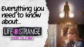 Life is Strange: Before the Storm - Summary