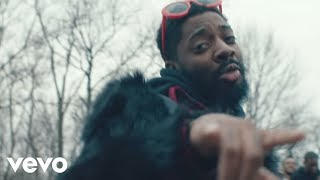 GoldLink - Crew ft. Brent Faiyaz, Shy Glizzy (Official Music Video)