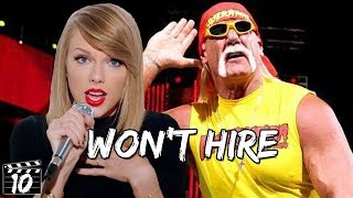 Top 10 Celebrities Hollywood Will Never Hire