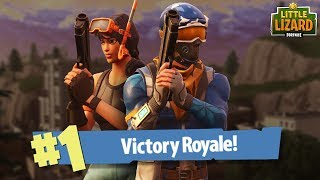 NOOBS GET THEIR FIRST WIN!!*Victory Royale* Fortnite Short