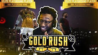 *NEW* OVERPOWERED SECRET REBIRTH BUILD NOBODY KNEW ABOUT WITH GOLD RUSH AND RUFFLES WINNER! NBA 2K19