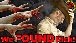 Film Theory: Where is Rick Grimes? The Walking Dead's Final Mysteries SOLVED!