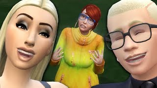 Tana Mongeau BURNS FANS ALIVE at Tanacon! (The Sims)
