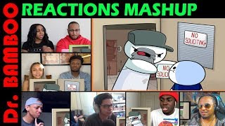 Strangers Trying to Sell You Stuff REACTION MASHUP