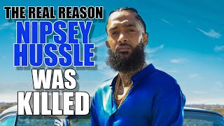 Real Rap Show | Episode 1 | The Real Reason Nipsey Hussle Was Killed