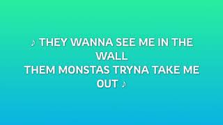 Fredo Bang - Monsters Lyrics