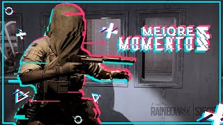MOMENTOS DIVERTIDOS RAINBOW SIX SIEGE 2020 😝😝 [vídeo reacción] #001