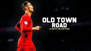 Cristiano Ronaldo 2020 • Lil Nas X - Old Town Road - ft.Billy Ray Cyrus  | HD