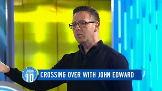 John Edward Reads Audience | Studio 10