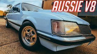 Holden VH Commodore 355 Stroker Build: Review & Details