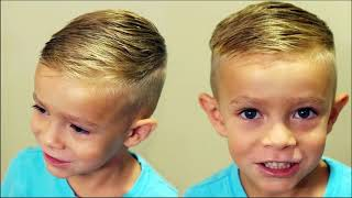 Get Mind Blowing Look With Side-Boy Cut Which Is For Women