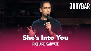 If A Woman Asks You this She's into you. Richard Sarvate - Full Special