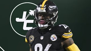 NEW YORK JETS SIGN LE'VEON BELL !!!!