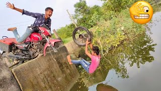 Top New Funny Comedy Video 2020 Must Watch New Hindi Comedy Video 😂|| By Bindas Fun Masti...