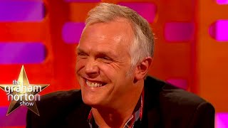 The Funniest Greg Davies' Moments on The Graham Norton Show