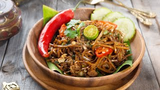 How To Make Mie Goreng