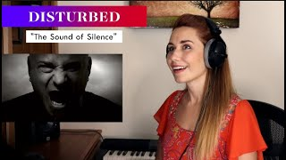 "Voice Coach/Opera Singer REACTION & ANALYSIS Disturbed ""The Sound of Silence"""