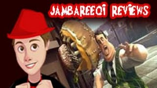 """Jambareeqi Reviews"" - Hambuster"