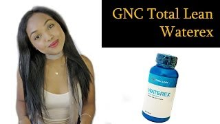 Review GNC Live Well Waterex