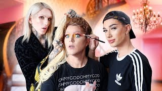 Becoming Jeffree Star for a Day