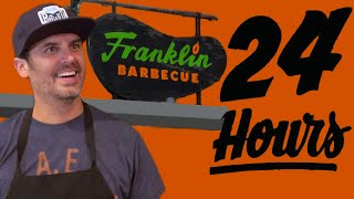 Working 24 Hours at the Best BBQ in the World | Bon Appetit