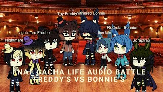 FNAF Gacha Life Audio Battle