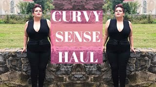 CURVY SENSE TRY-ON HAUL | AFFORDABLE PLUS SIZE FALL CLOTHING