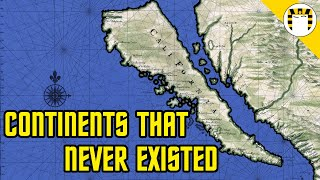 The Island of California - History's Biggest Map Mistakes