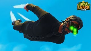 JOHN WICK GOES ON A RESCUE MISSION!! Fortnite Short