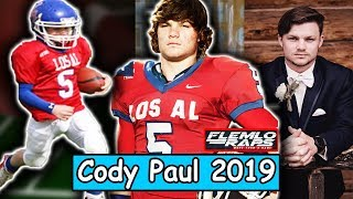 He Was The Most Popular 12 Year Old Football Star Ever...What Happened to Cody Paul?
