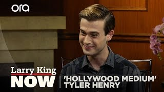 'Hollywood Medium' Tyler Henry on the afterlife, skeptics, & Michael Jackson