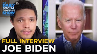 Joe Biden: America's Policing Problem & Running Against Trump | The Daily Social Distancing Show