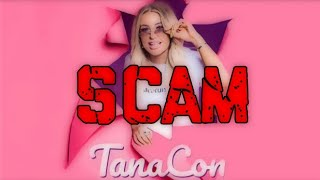 DS Talks About TanaCon SCAM!!! Part 1 (TANACON AND TANA MONGEAU MUST BE STOPPED) (TANACON EXPOSED)