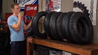 Streetbike Tire Categories Explained | MC GARAGE