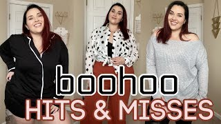 Boohoo: Inexpensive & International Plus Size Try On Haul | Sarah Rae Vargas
