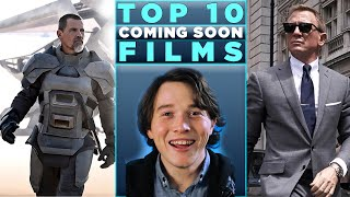 Top 10 film countdown. Coming soon in 2020 and 2021. Films to watch in 2020