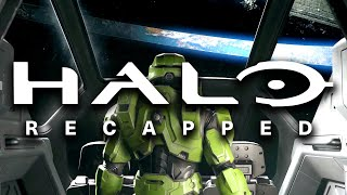 Halo Recapped: The Complete Timeline So Far (Halo Lore)