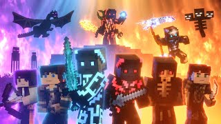 Songs of War: FULL MOVIE (Minecraft Animation)