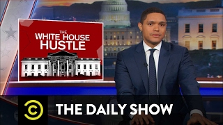 The Trump Family's White House Hustle: The Daily Show