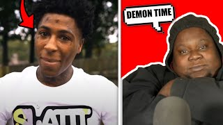 nba youngboy - sticks with me REACTION!!!