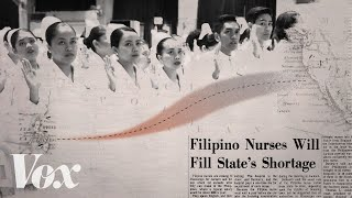 Why the US has so many Filipino nurses