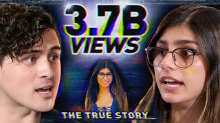 I spent a day with MIA KHALIFA